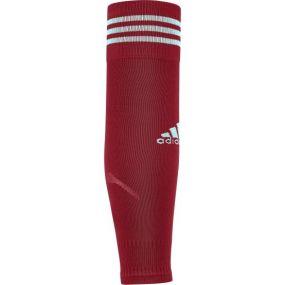 Футбольные гетры adidas Team 18 красно-голубые