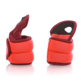 Утяжелители для рук Nike Wrist Weights оранжевые 450 грамм каждый
