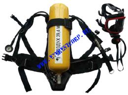 Дыхательный аппарат со сжатым воздухом ПТС «Спасатель»