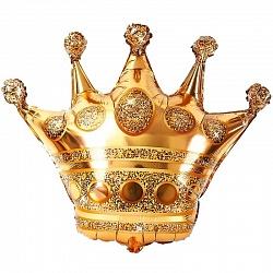 Корона золотая большая