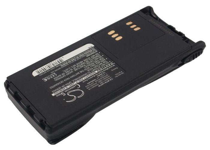 Аккумулятор Cameron Sino CS-MTK140TW Motorola GP140/GP320/GP340/GP360/GP380/GP640/GP680/... (HNN9009/HNN9012/...) (1800 mAh)