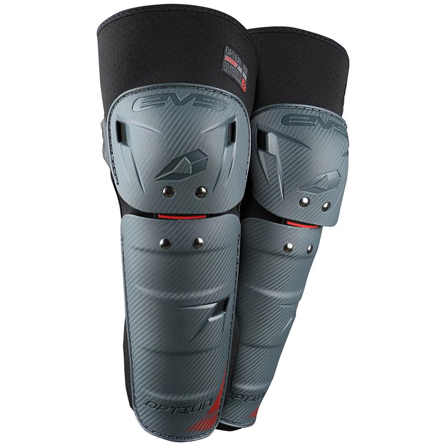 EVS Option Air защита колена, черная