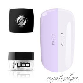 Gel High Light LED Violet Silcare 1000 гр