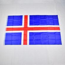 Флаг Исландии государственный 90х150 см