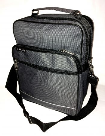 509-Г-08/10 д.т сумка деловая двутон
