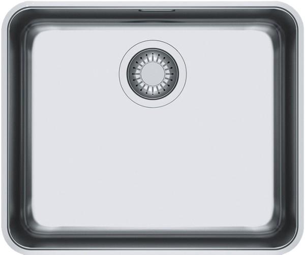 Врезная кухонная мойка FRANKE ANX 110 -48 51х43см нержавейка 122.0204.649