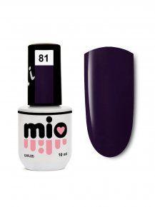 MIO гель-лак для ногтей 081,10 ml