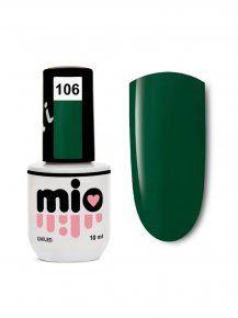 MIO гель-лак для ногтей 106, 10 ml