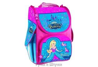 Рюкзак школьный каркас  Принцесса