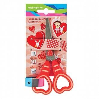 Ножницы сердечки
