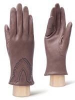 Классические кожаные перчатки ELEGANZZA