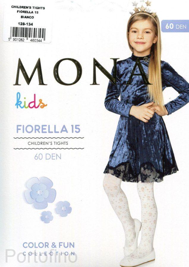 MONA FIORELLA 15 60den колготки детские