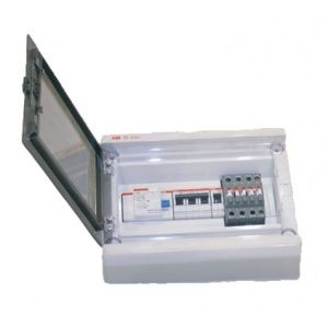Электрический щит управления аттракционами с пневмореле Kripsol М380-05П