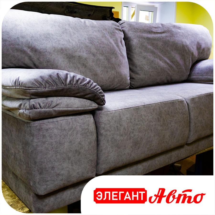 Полная перетяжка дивана 2