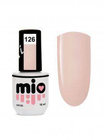 MIO гель-лак для ногтей 126, 10 ml