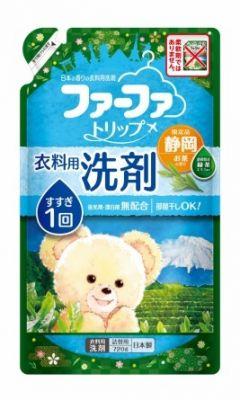Nissan FaFa Shidzuoka Жидкое средство для стирки детского белья с антибактериальный эффектом 720 гр запасной блок