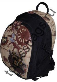 50650 К рюкзак школьный детский (ортопедический)