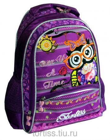 50623 рюкзак школьный детский (ортопедический)