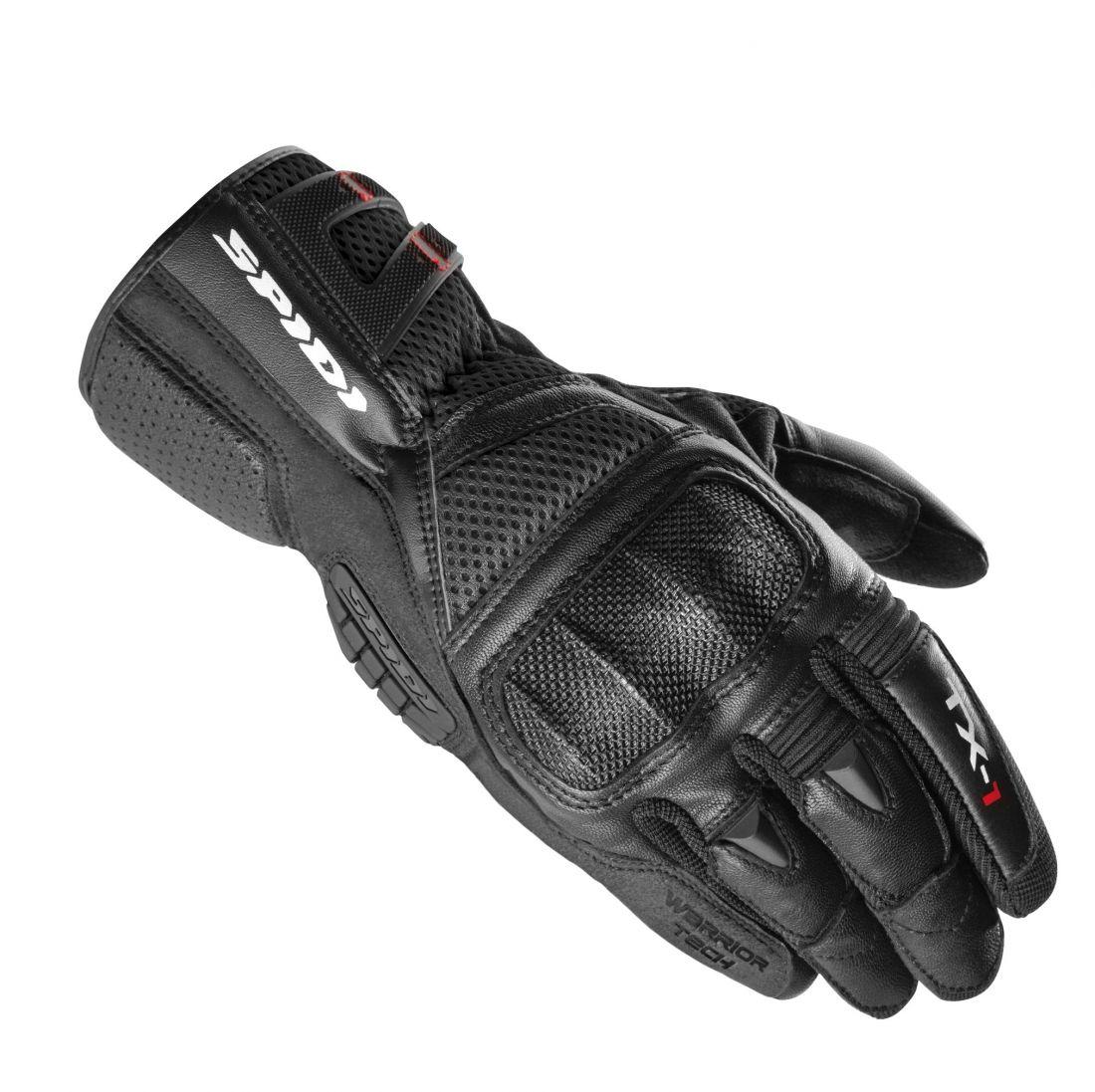 Перчатки SPIDI TX-1 (Black)