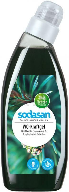 Sodasan Интенсивный гель для уборки туалета 750 мл