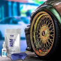 Нанесение керамического покрытия для дисков авто Gyeon Q2 Rim