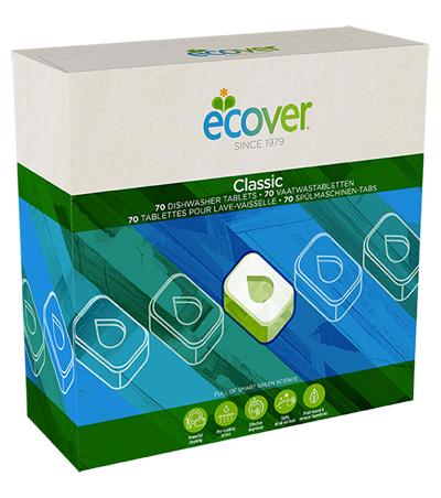 Ecover ЭКО Таблетки для посудомоечной машины, 1.4 кг