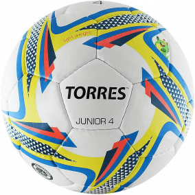 Футбольный мяч Torres Junior-4
