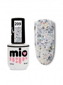 MIO гель-лак для ногтей 209, 10 ml
