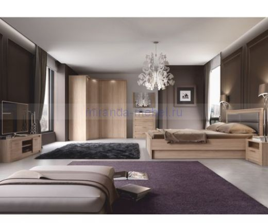 Модульная спальня Элана (композиция 2)