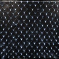 Электрогирлянда «Сетка» 500 LED, 3*2 м. Цвет Белый