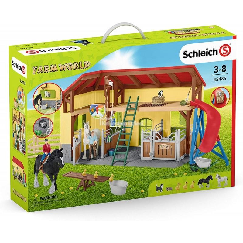 Игровой набор Животные фермы Farm World Schleich 42485