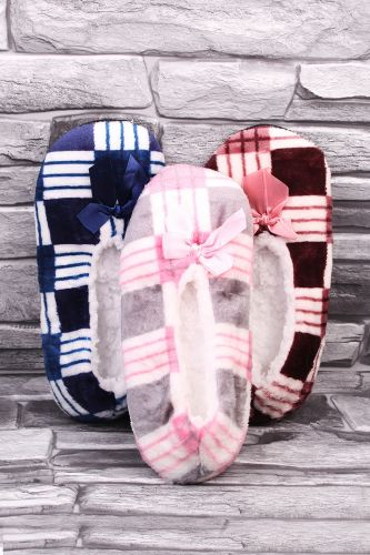"""Носки- тапки женские """"Socks"""" № 3165"""