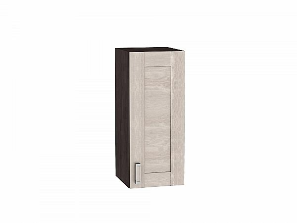 Шкаф верхний Лофт В300 (Cappuccino Veralinga)