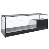 Витрина холодильная Полюс Cube Bar AC37 SM 1,5-11 (ВХСв-1,5 XL Сarboma Cube)