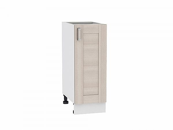 Шкаф нижний Лофт Н300 (Cappuccino Veralinga)