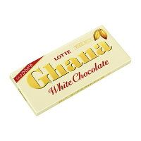 Белый шоколад Ghana, 45 гр.