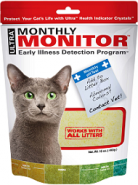Litter Pearls Monthly Monitor Индикатор PH мочи для кошек, 453г