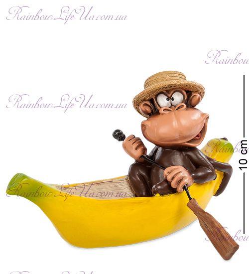 "Фигурка обезьяна на гондоле ""W.Stratford"""