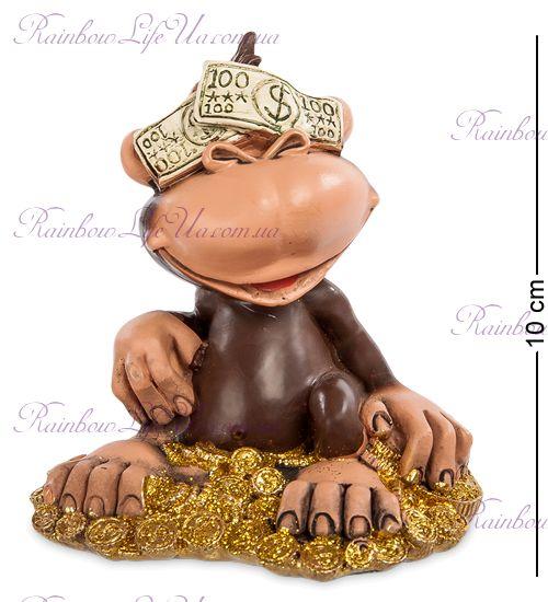 """Фигурка обезьяна деньги: не вижу """"W.Stratford"""""""