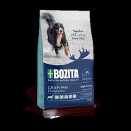 BOZITA GRAIN FREE Беззерновой корм для собак с ягненком, 1,1кг