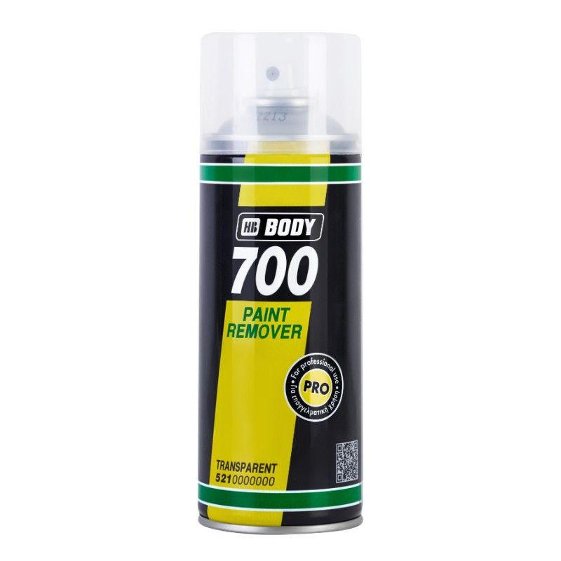 HB Body Paint remover Спрей-смывка краски 700, 400мл.
