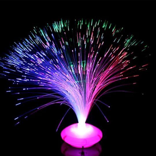 Светильник- ночник Нежность, Цвет: Розовый