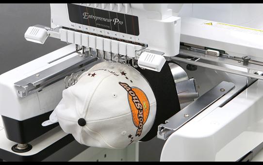 Комплект приспособления для расширенной вышивки на бейсболках арт. PRPCF1