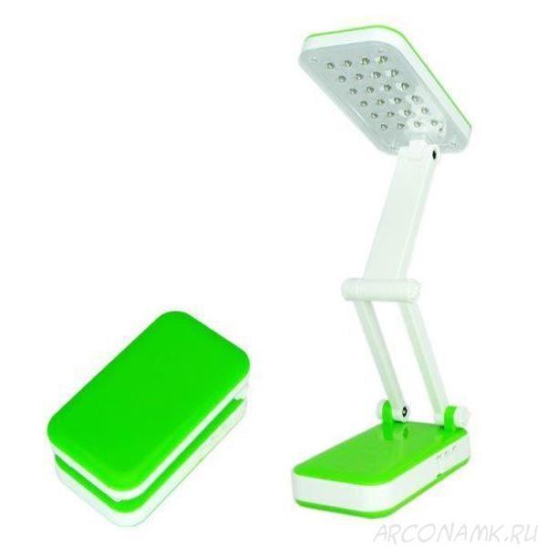 Лампа настольная Top Well Led, Цвет: Салатовый