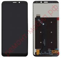 Дисплей для Xiaomi Redmi 5 Plus в сборе с тачскрином