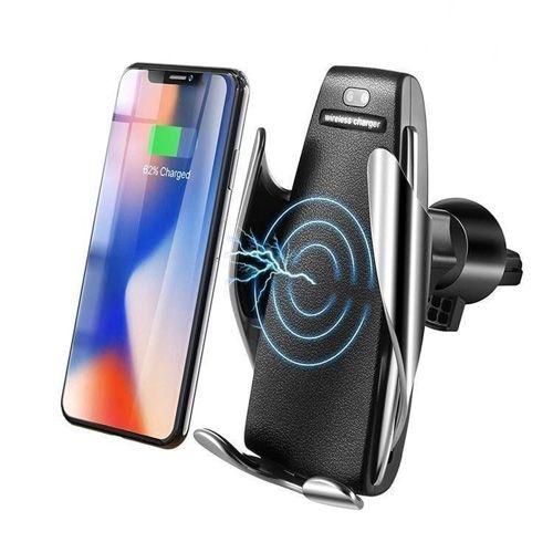 Беспроводное зарядное устройство для автомобиля Smart Sensor S5 cosmо plus