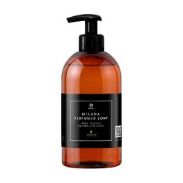 Мыло жидкое парфюмированное Milana Oud Rood 300 мл- купить в Челябинске   Антибактериальное жидкое мыло цена