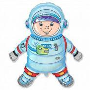 """Космонавт, 40""""/ 94*102 см"""