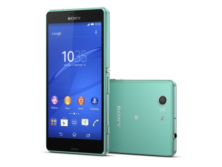 Смартфон Sony Xperia Z3 Compact (D5803) Green
