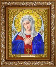 ИС-4005 Славяночка. Пресвятая Богородица Умиление. А4 (набор 850 рублей)